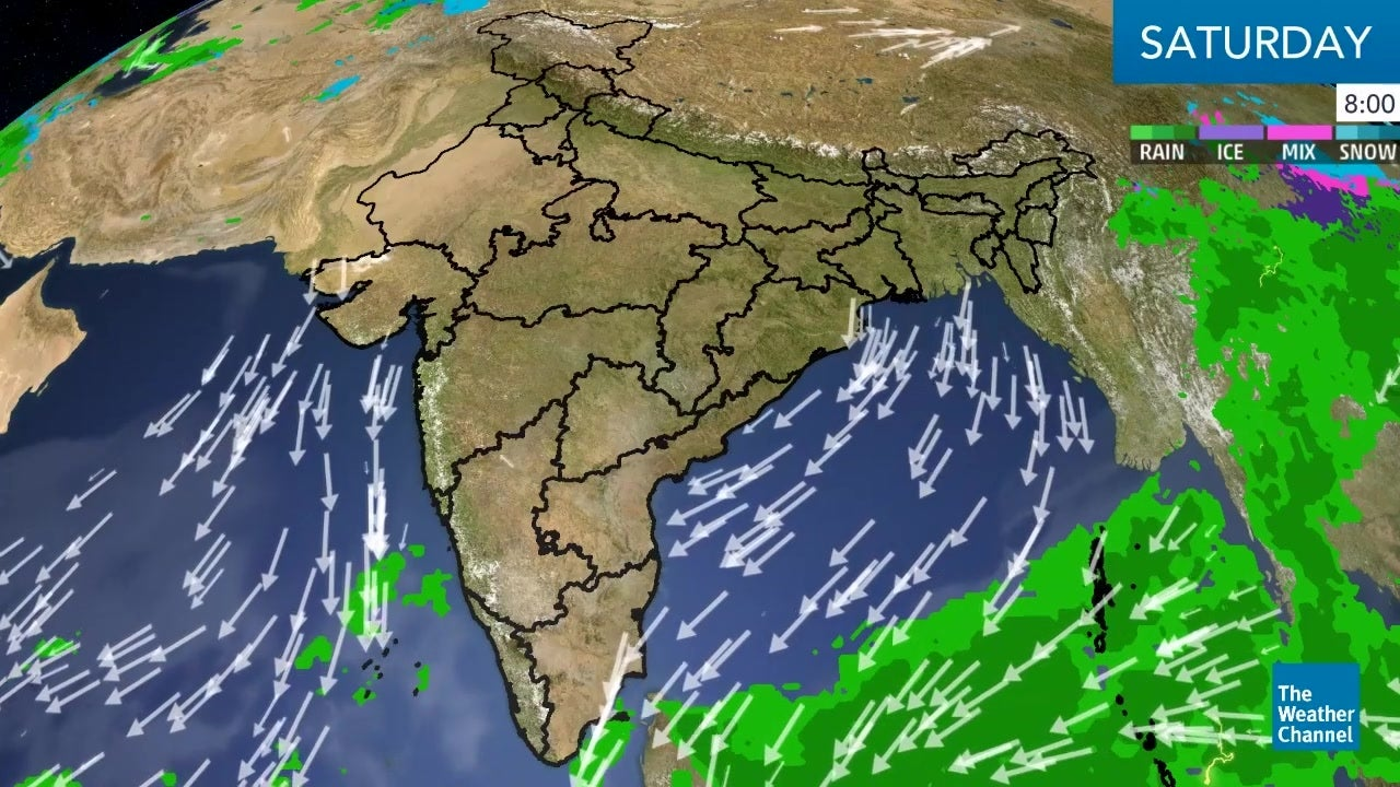 WATCH: Weekend Weather Forecast for India