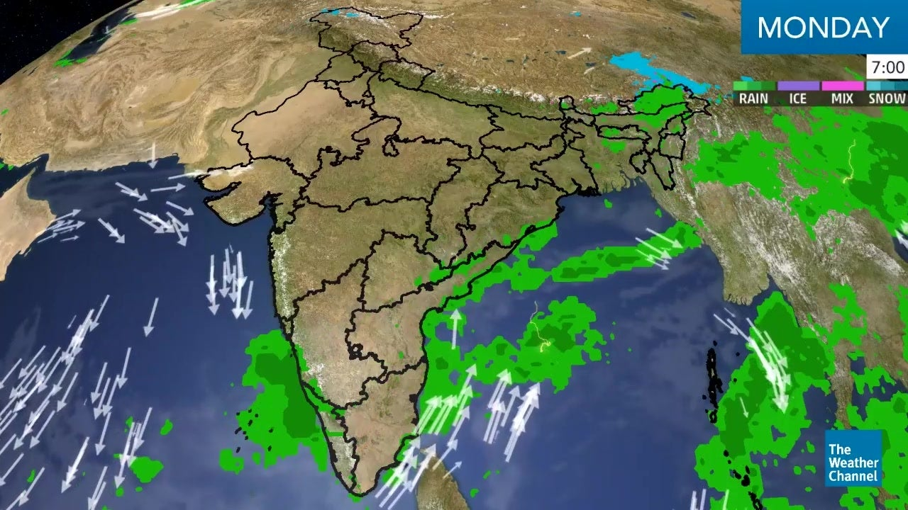 WATCH: Latest India Weather Forecast: October 15