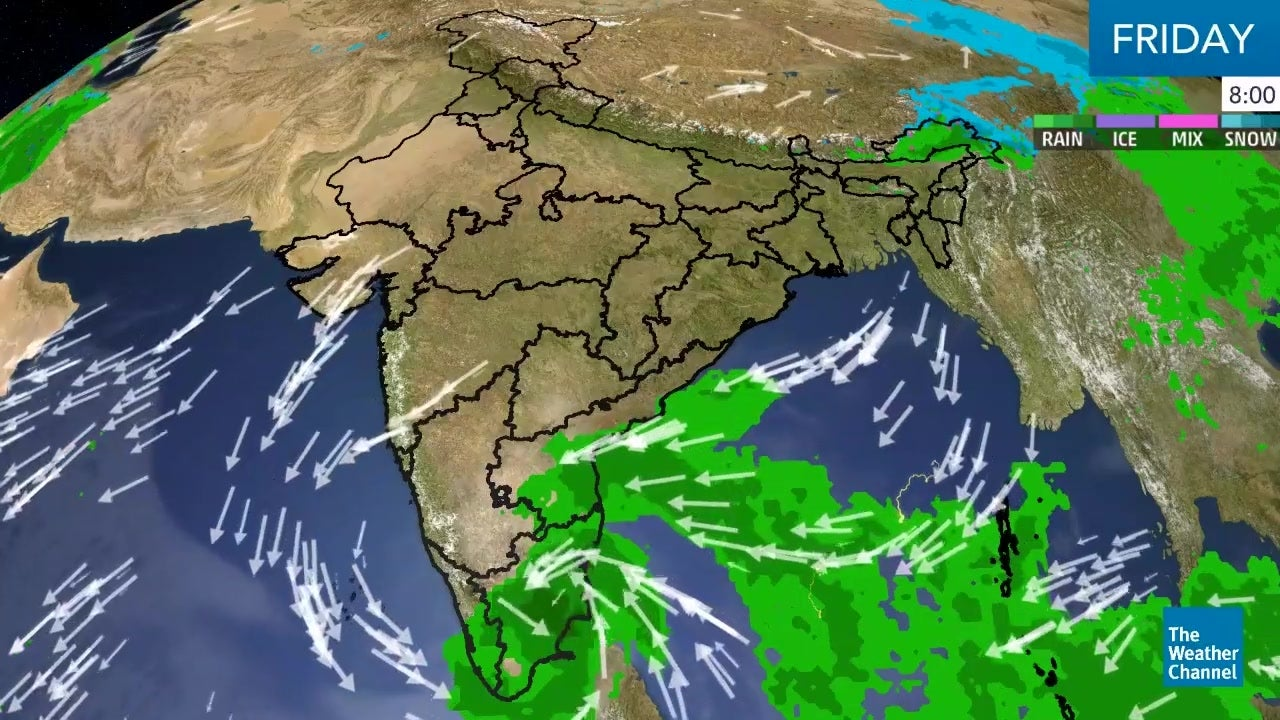 WATCH: Latest India Weather Forecast: November 16