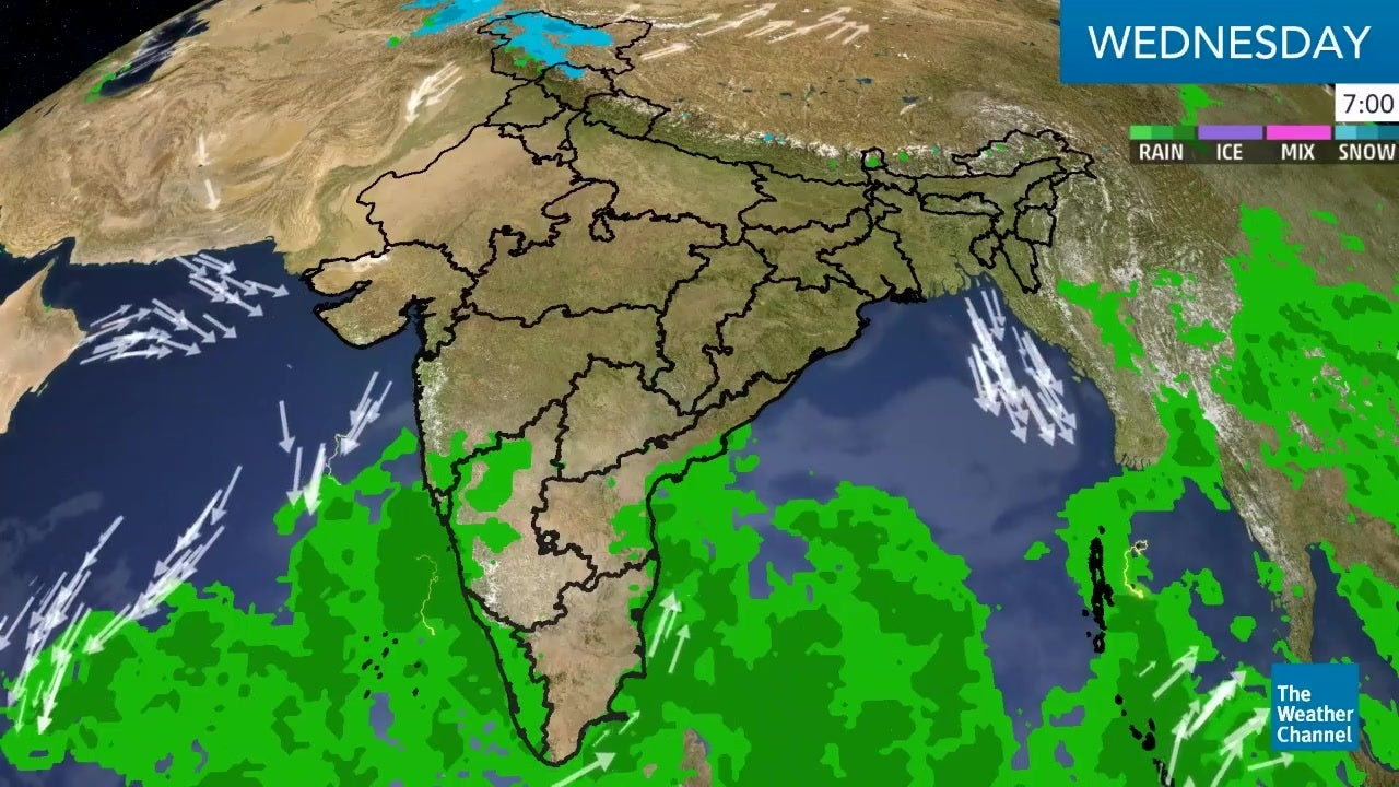WATCH: Latest India Weather Forecast: October 16