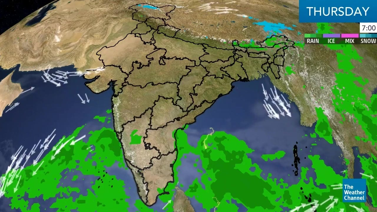 WATCH: Latest India Weather Forecast: October 17