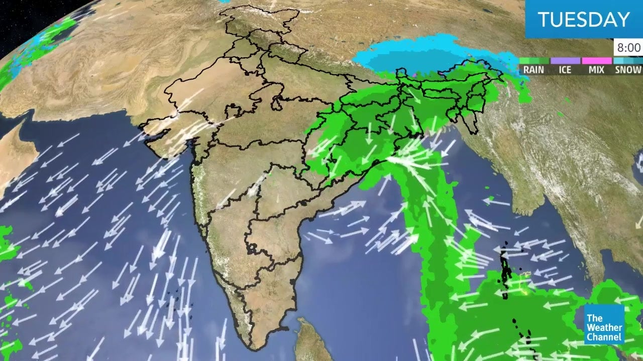 WATCH: Latest India Weather Forecast: December 18