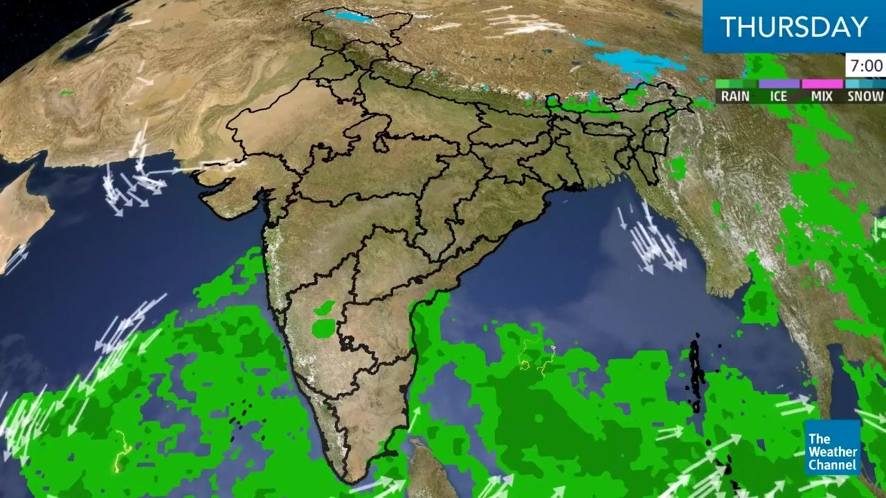 WATCH: Latest India Weather Forecast: October 18