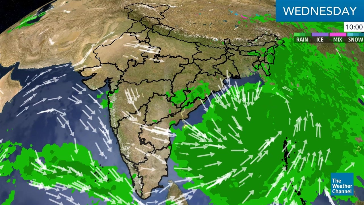 WATCH: Latest India Weather Forecast: September 19