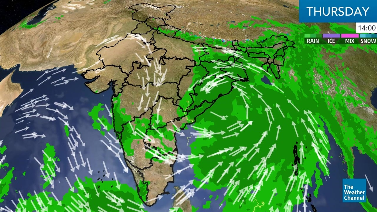 WATCH: Latest India Weather Forecast: September 20