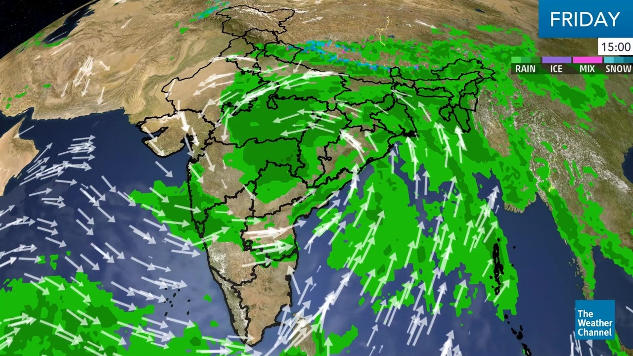 WATCH: Latest India Weather Forecast: September 21