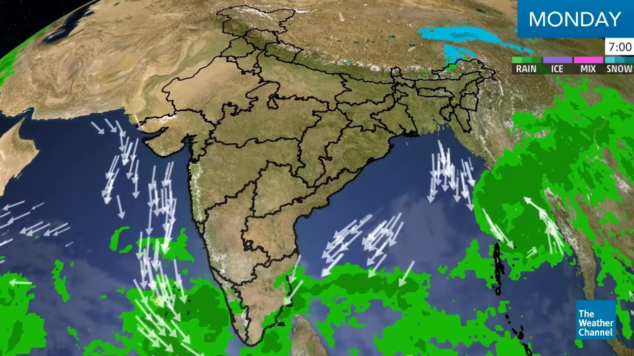 WATCH: Latest India Weather Forecast: October 22