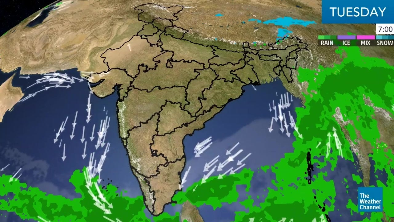 WATCH: Latest India Weather Forecast: October 23