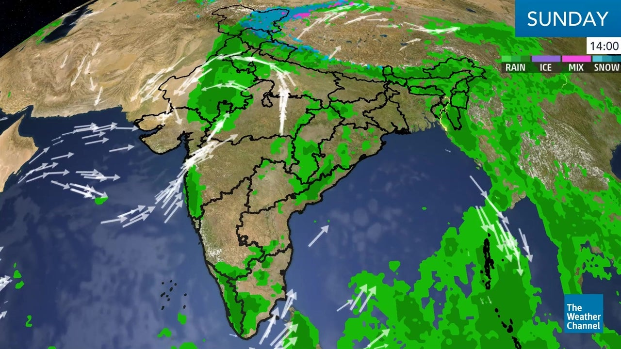 WATCH: Latest India Weather Forecast: September 23