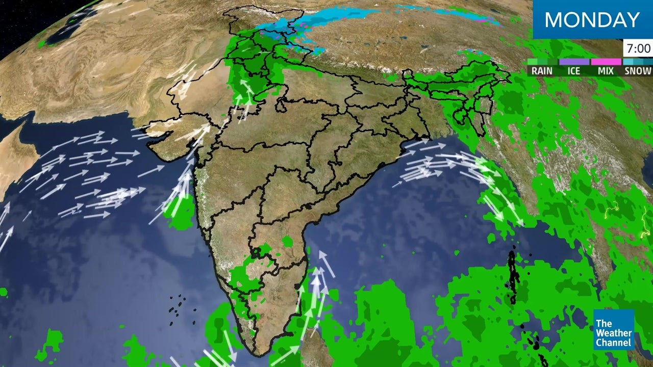 WATCH: Latest India Weather Forecast: September 24