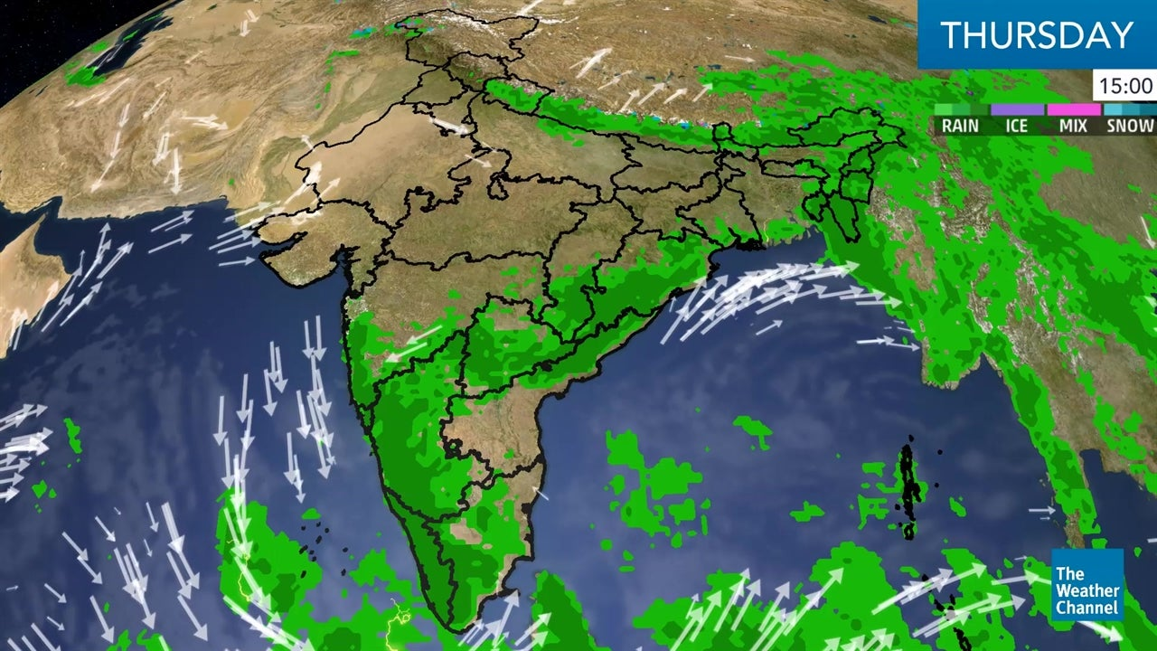 WATCH: Latest India Weather Forecast: September 27