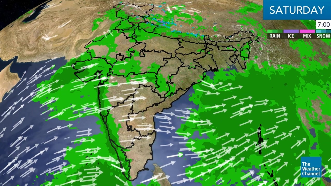WATCH: Latest India Weather Forecast: August 18
