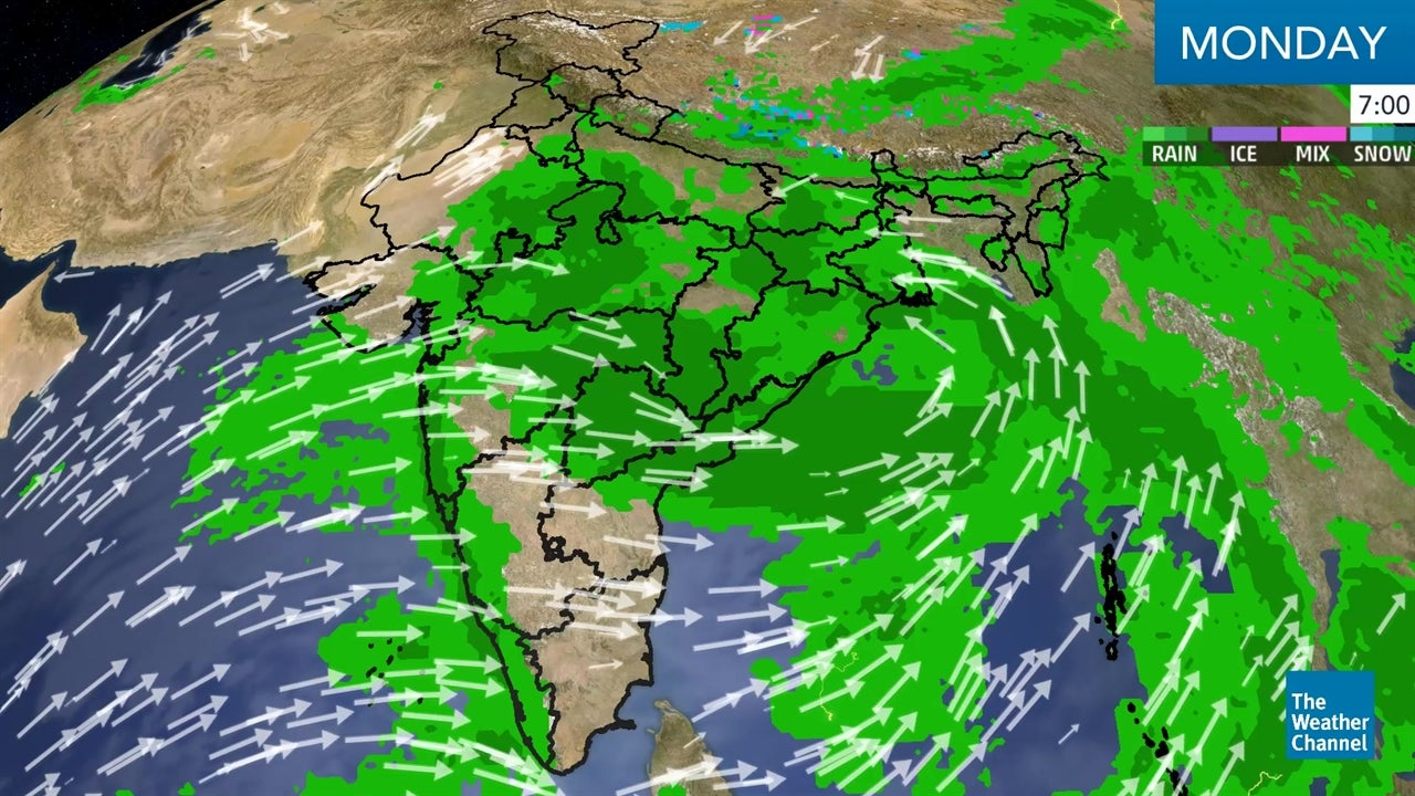 WATCH: Latest India Weather Forecast: August 20