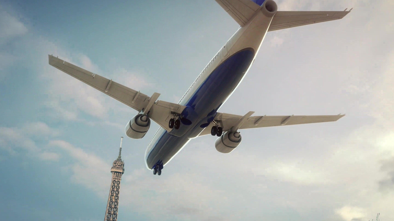 Wie sich gefährliche Krankheitserreger in Flugzeugen verbreiten