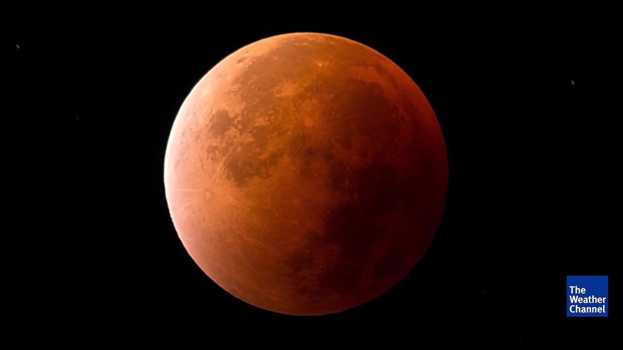 Trio de fenómenos lunares promete espetáculo cósmico