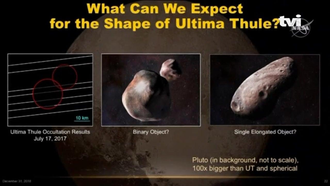 NASA divulga imagens do objeto mais distante da Terra