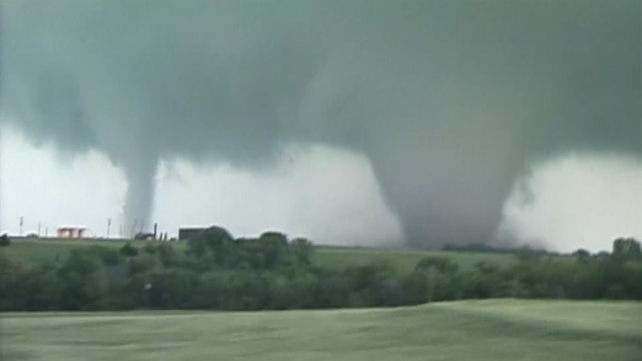 why so many tornadoes in oklahoma