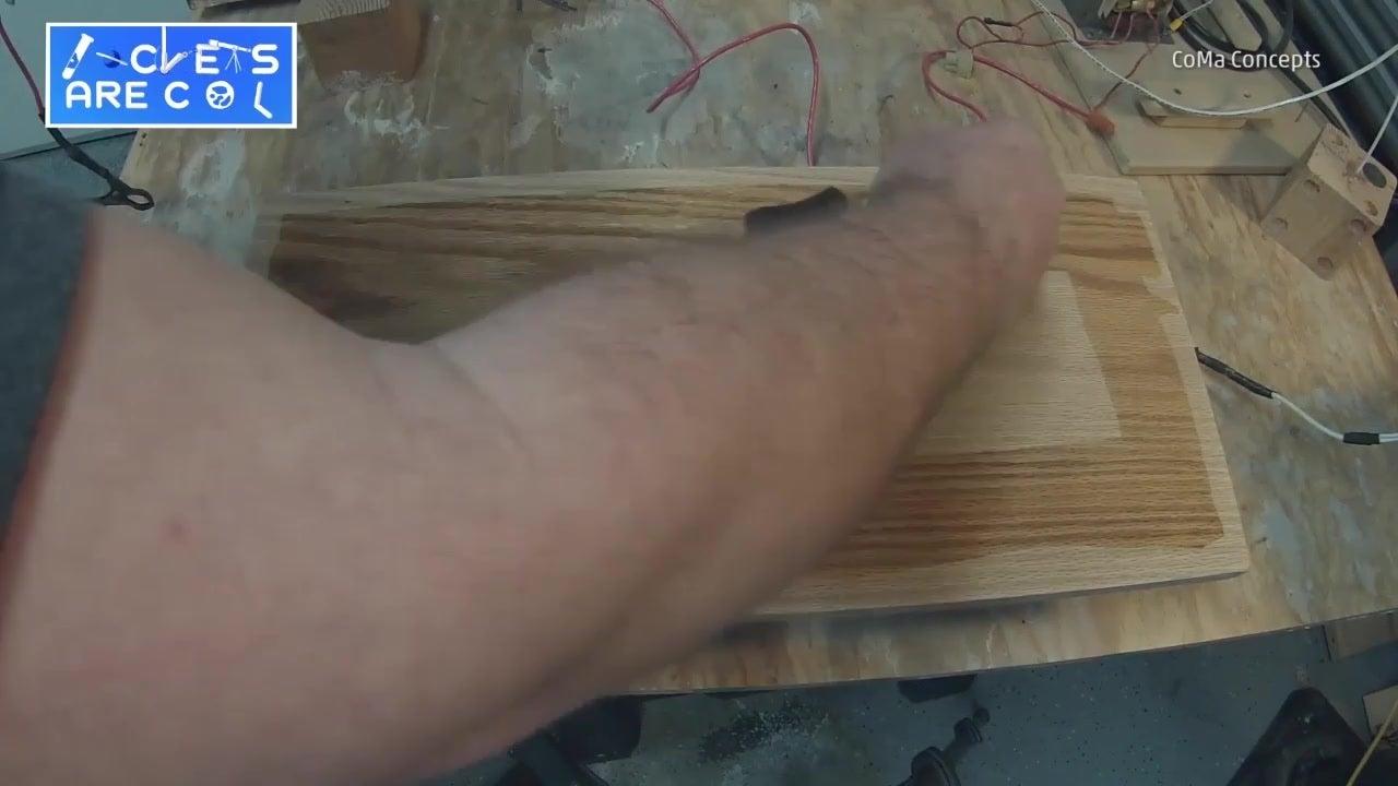 How to Make a Lichtenberg Figure Sign