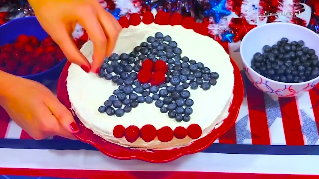 Patriotic Desserts for the Fourth!