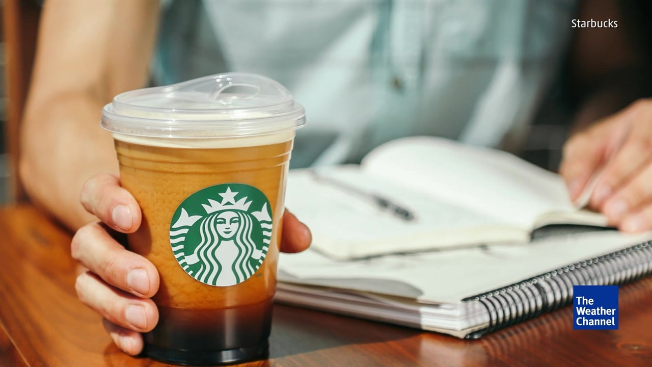 Starbucks plans to ditch plastic straws by 2020 to help environment