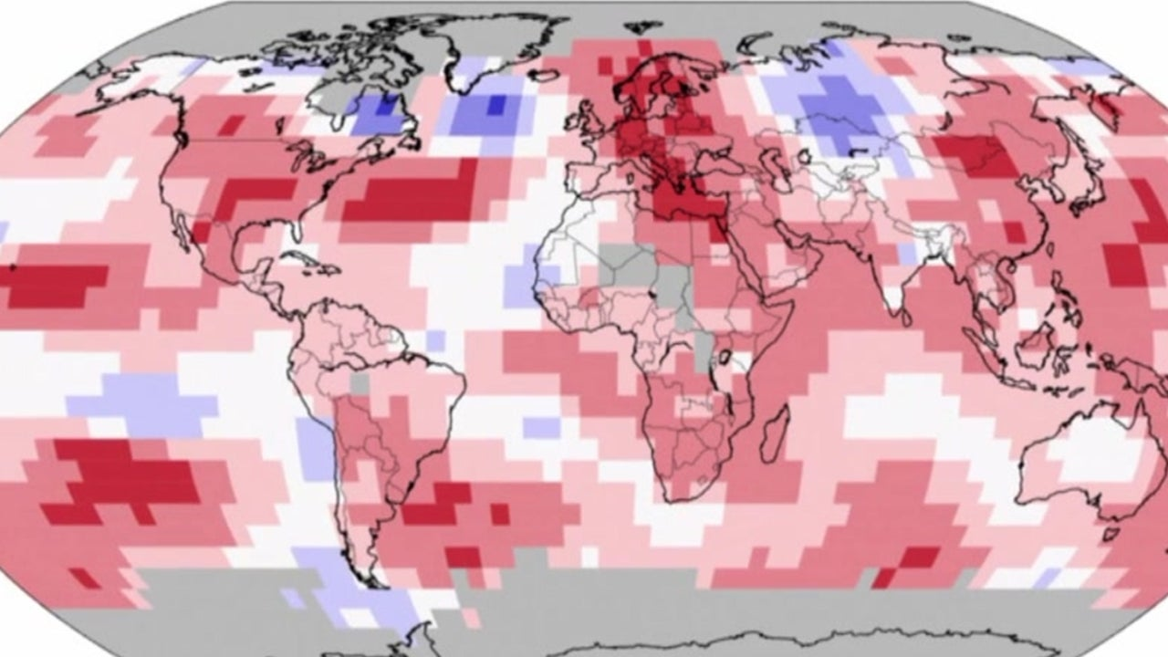 May was the 4th Warmest on Record