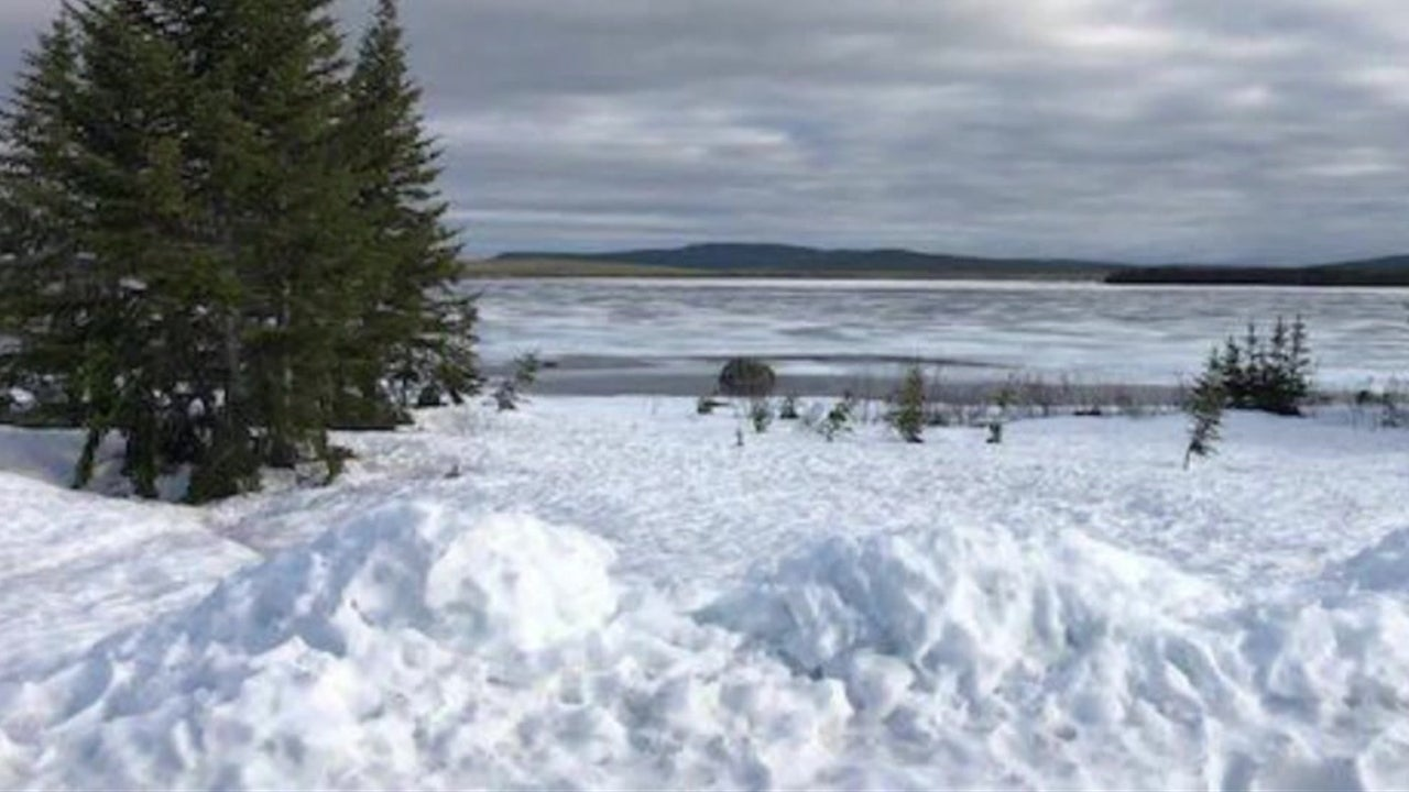 Labrador, Canada, Hasn't Seen This Much Snow in June in 50 Years