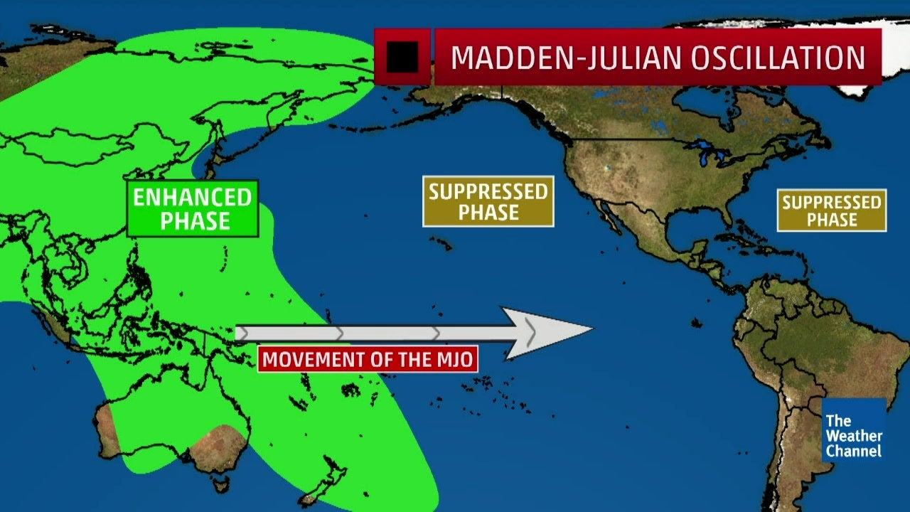 What Does the Madden–Julian Oscillation Have to Do with Hurricanes?