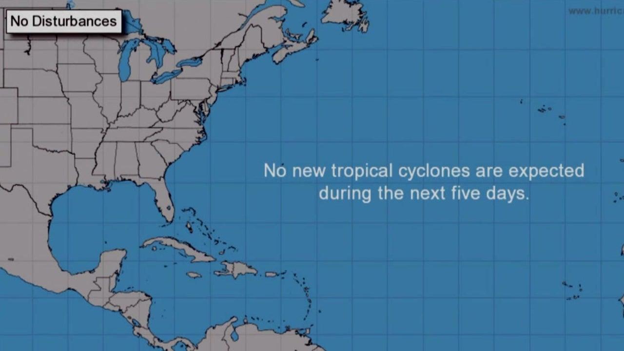 Atlantic Hurricane Season Slowed by Dust and Madden Julian Oscillation