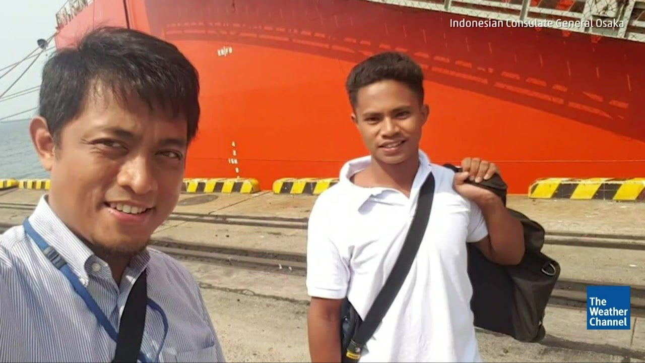 Indonesian Teen Survives 49 Days at Sea in Floating Hut