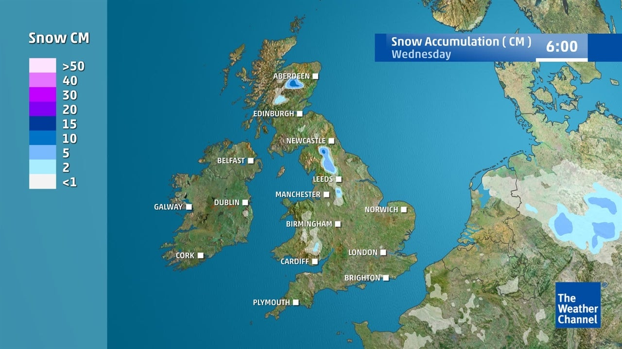 VIDEO: Is it going to snow this week?