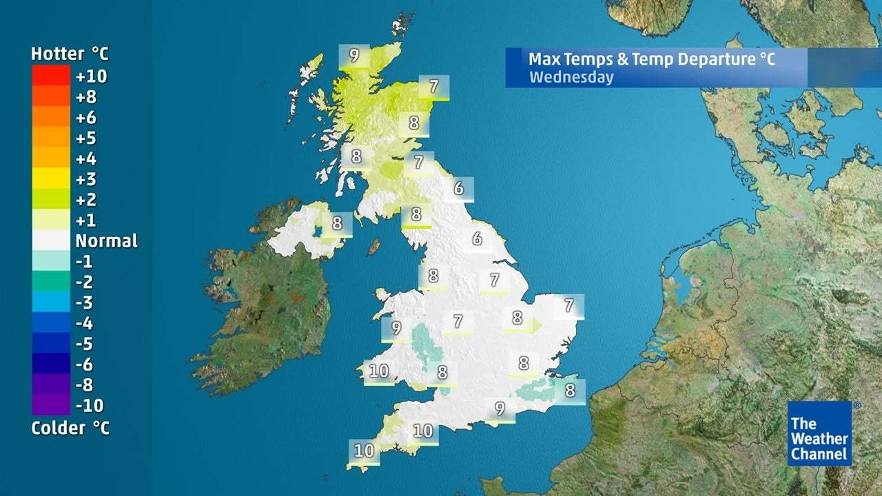 VIDEO: Will it get much colder in the coming days?