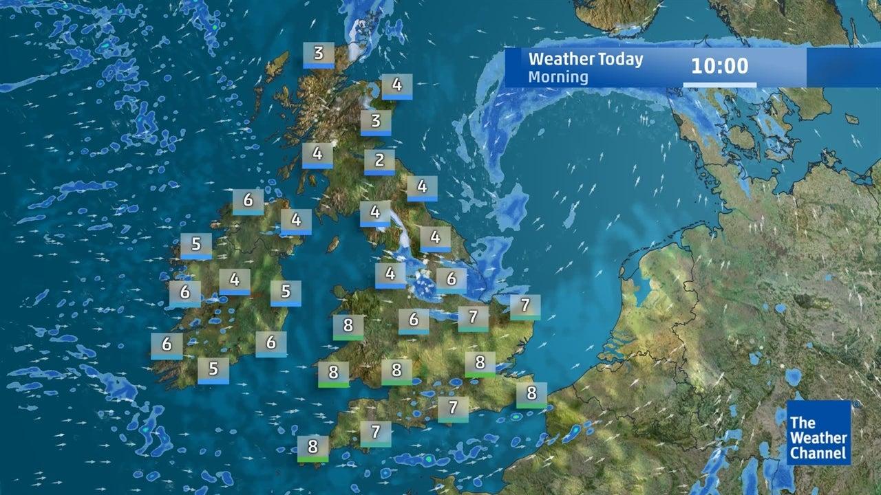 today u0026 39 s latest weather forecast