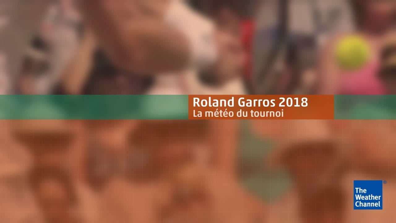 Roland-Garros : la météo du mardi 29 mai