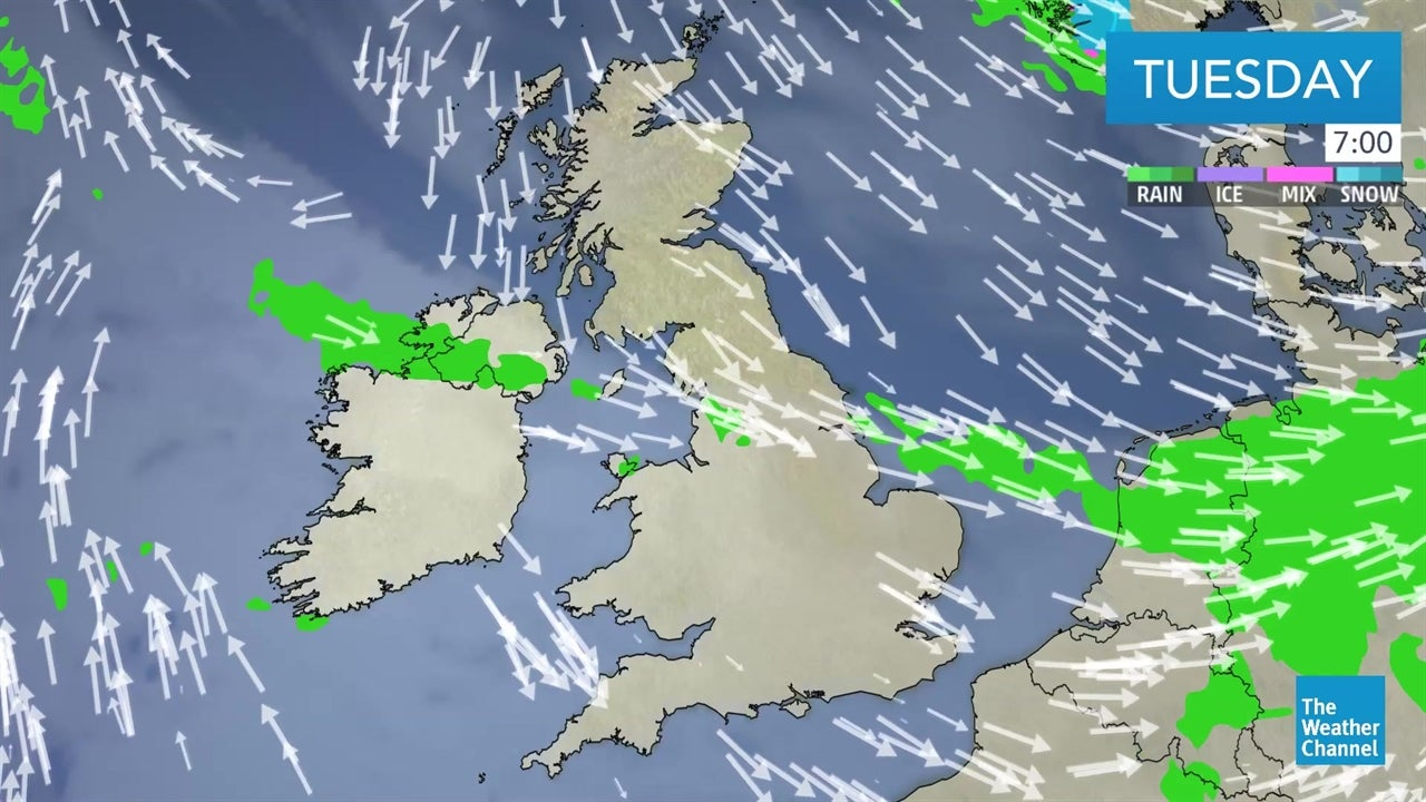 video  latest uk weather forecast from january 1