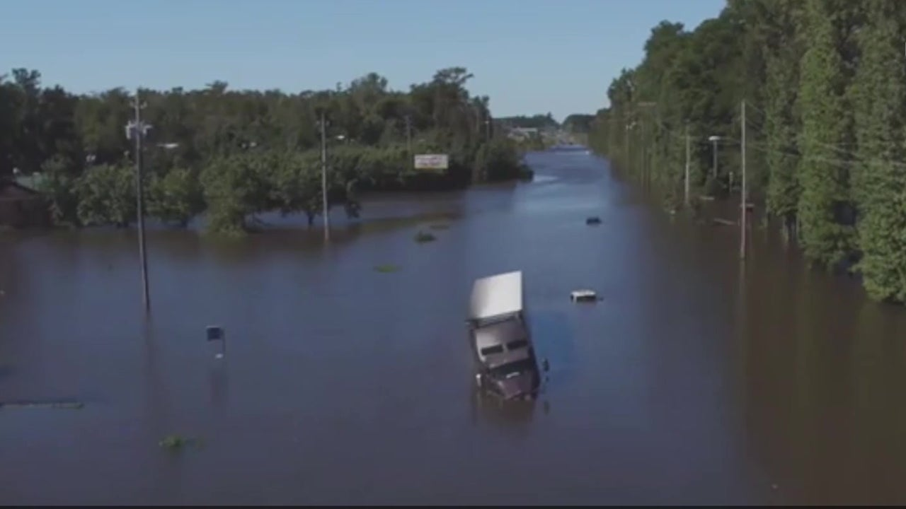 lumberton nc flood is vast