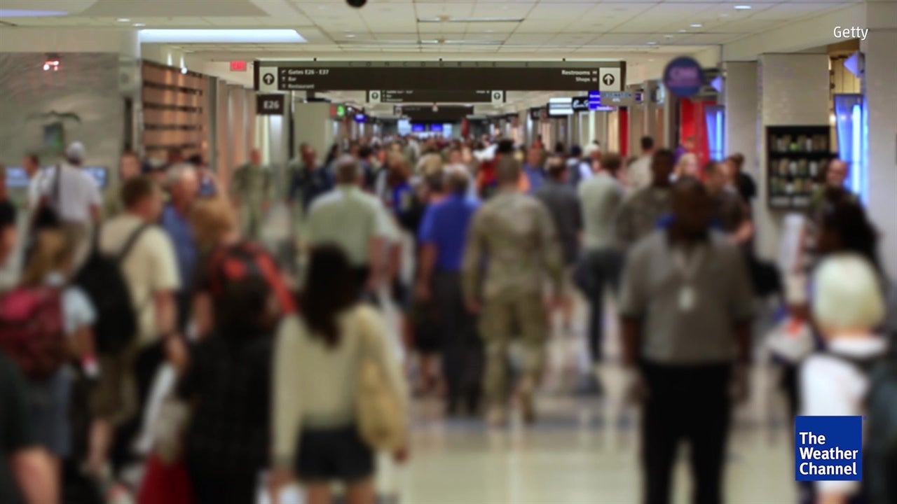 Dirtiest place in airports is self check-in kiosk