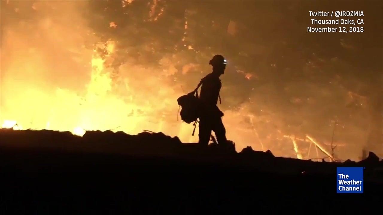 Alterações climáticas alimentam fogos na Califórnia?