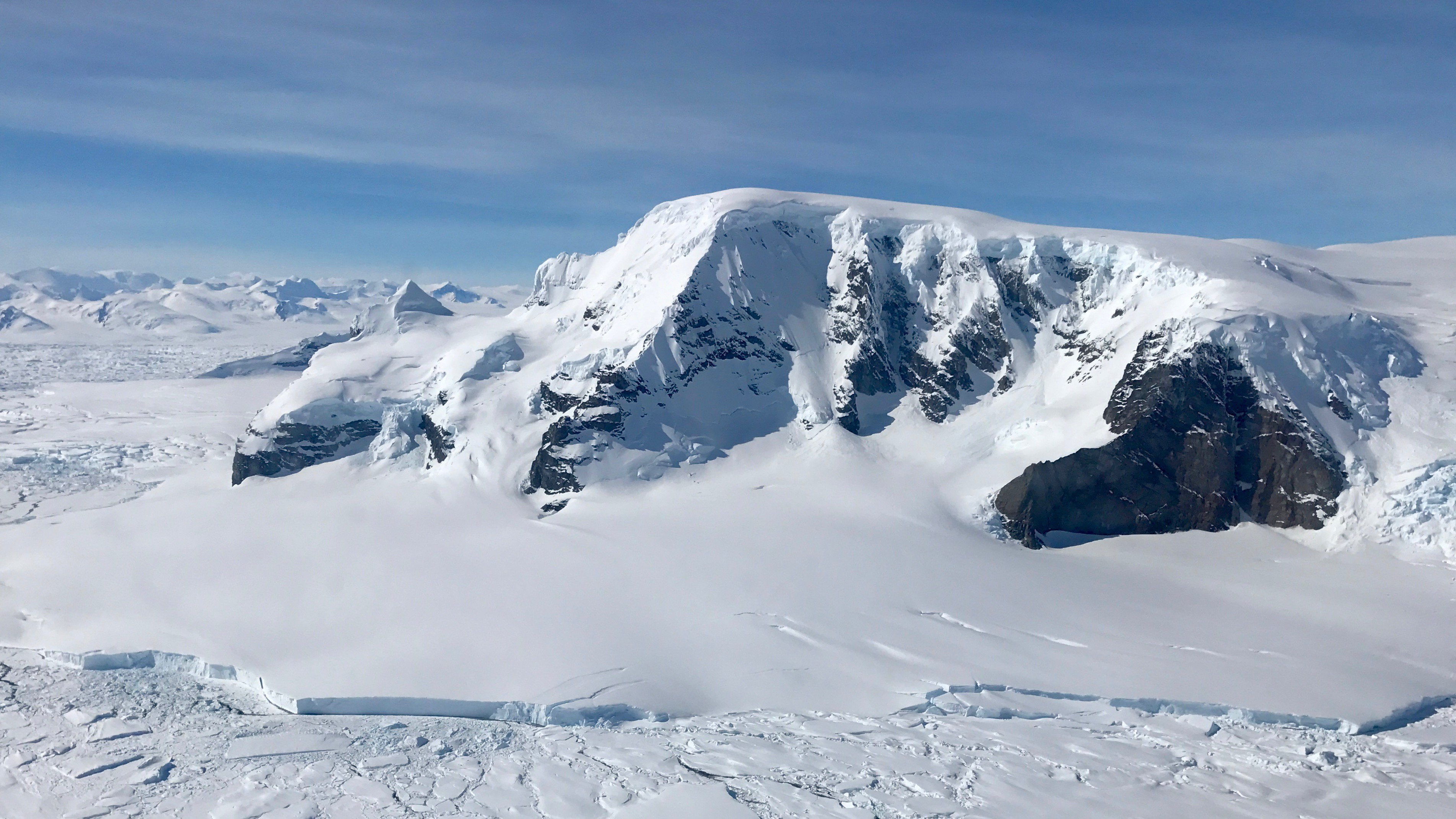 why more snow in antarctica isn t necessarily a good thing the