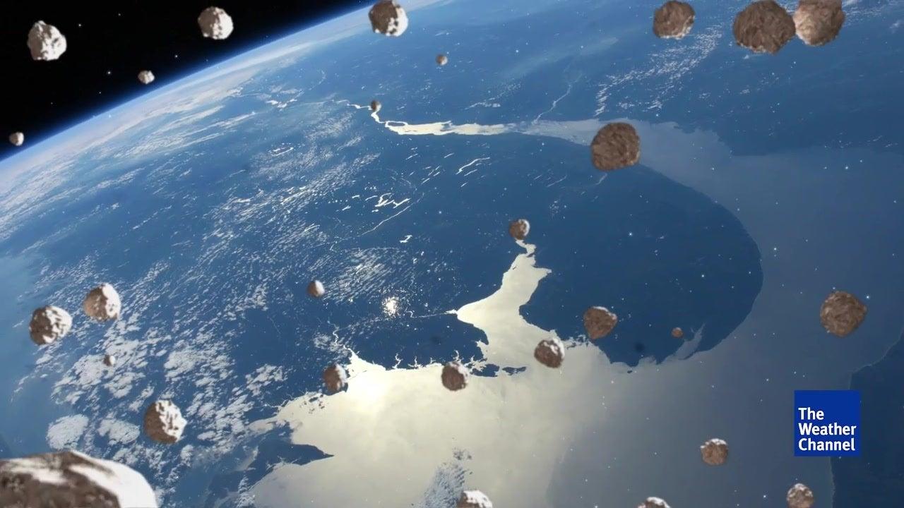 Asteroid 2018 Cb Kommt Der Erde Nahe The Weather Channel