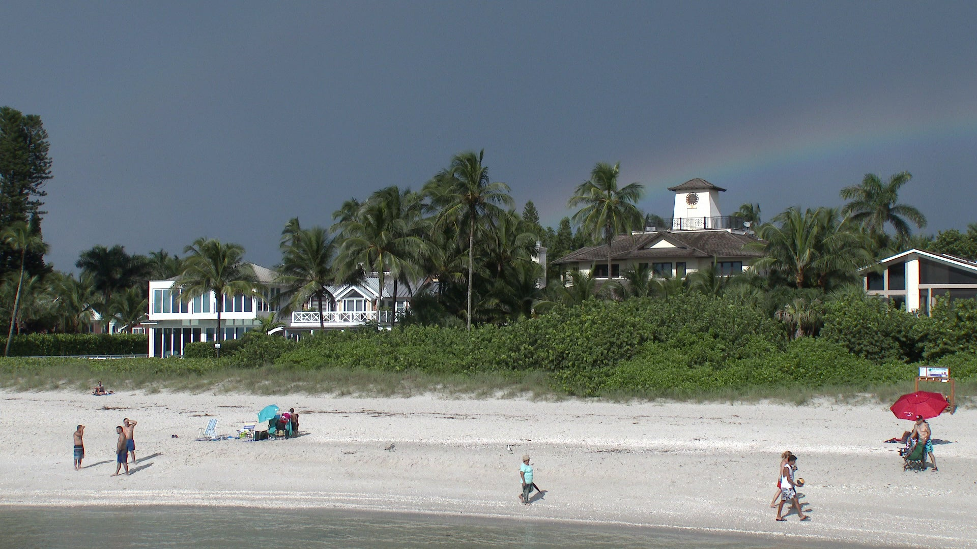 Battle Brewing Over Florida Beaches, Could You Get Boot?