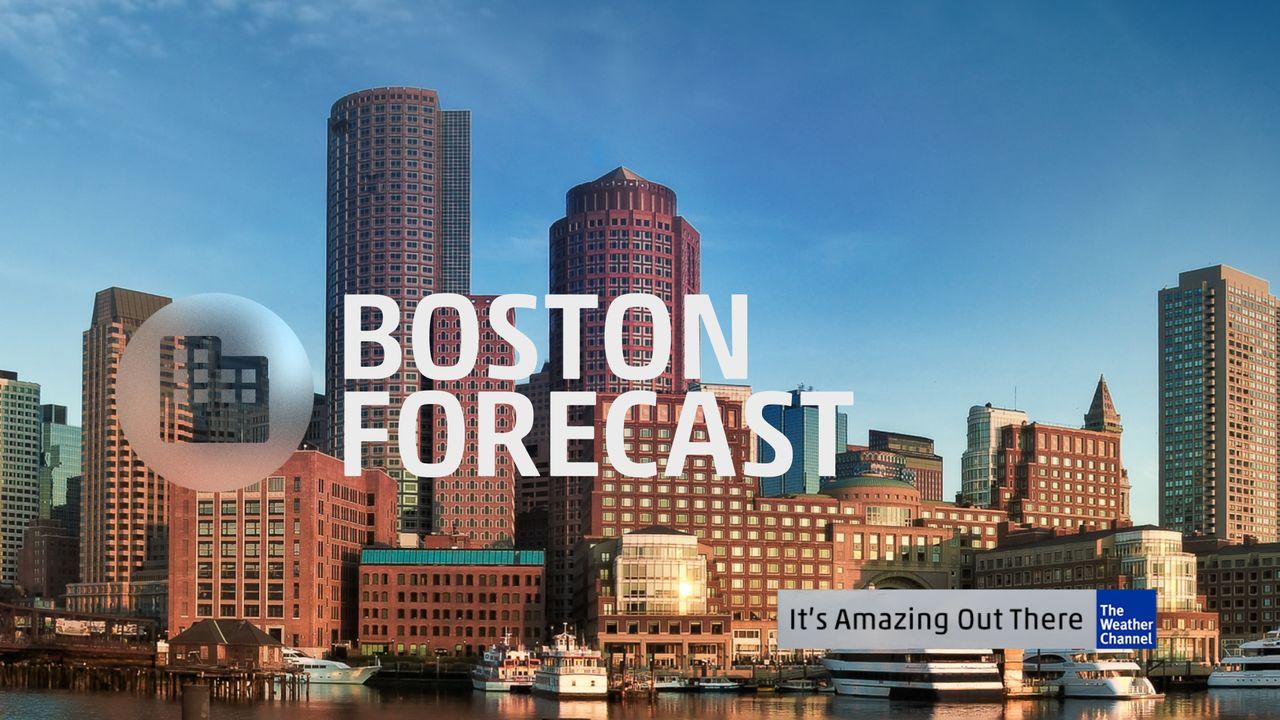 boston u0026 39 s 60 second forecast