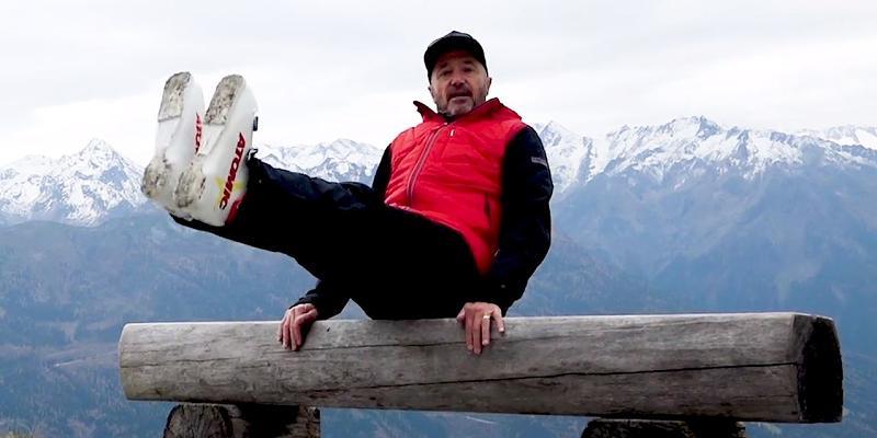 Christian Neureuther gibt Tipps für gesunden Wintersport