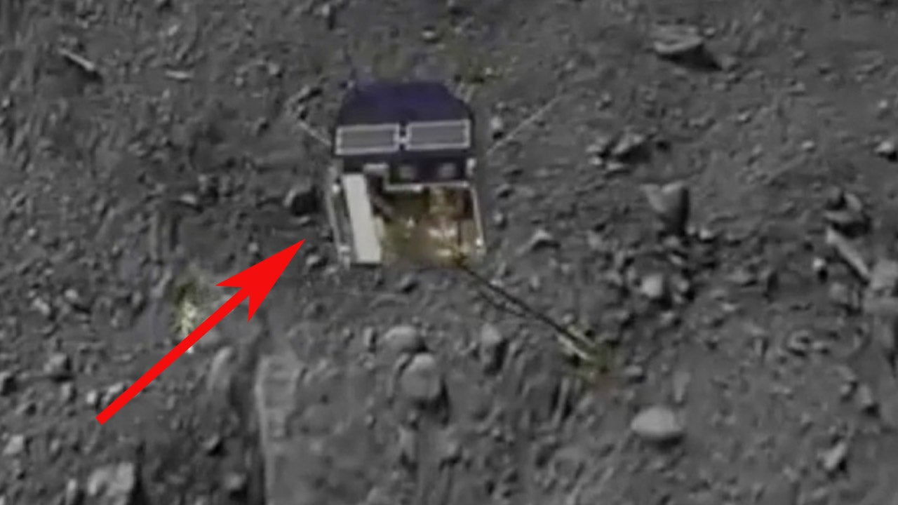 Lost Philae Lander Finally Found