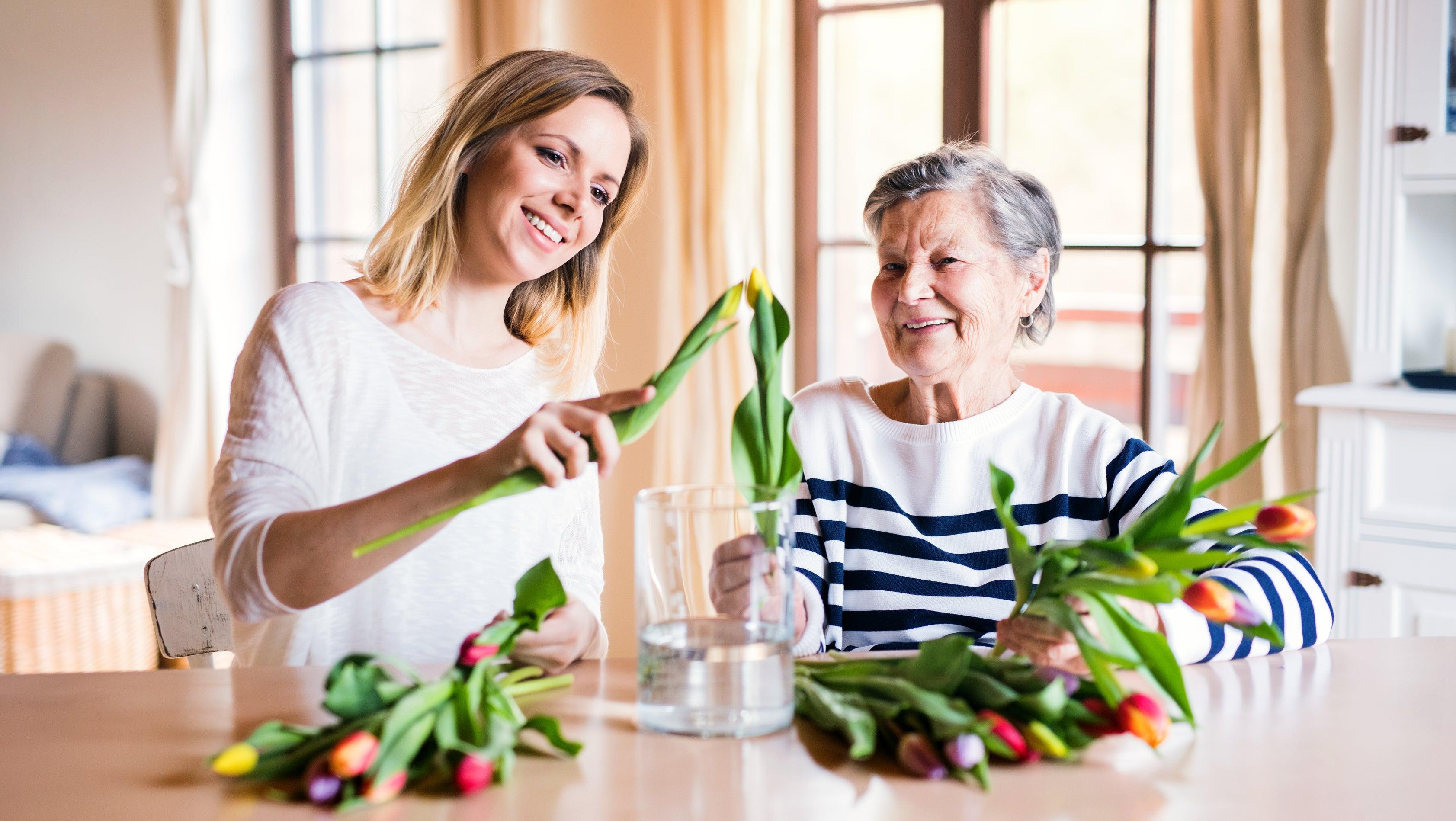 Nadel- und Zucker-Trick: So haben Sie an Schnittblumen länger Freude