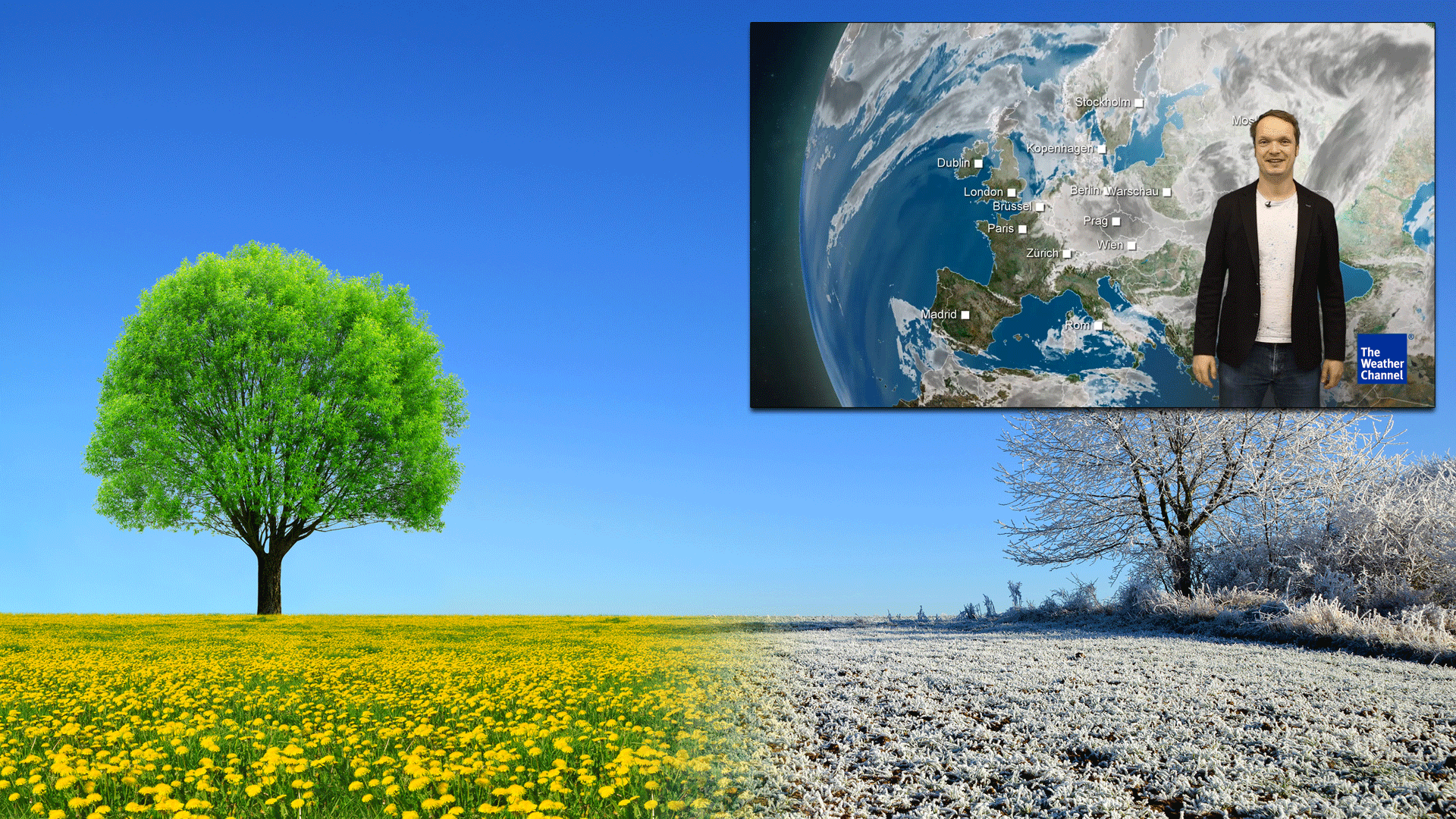 Wetter Ende März