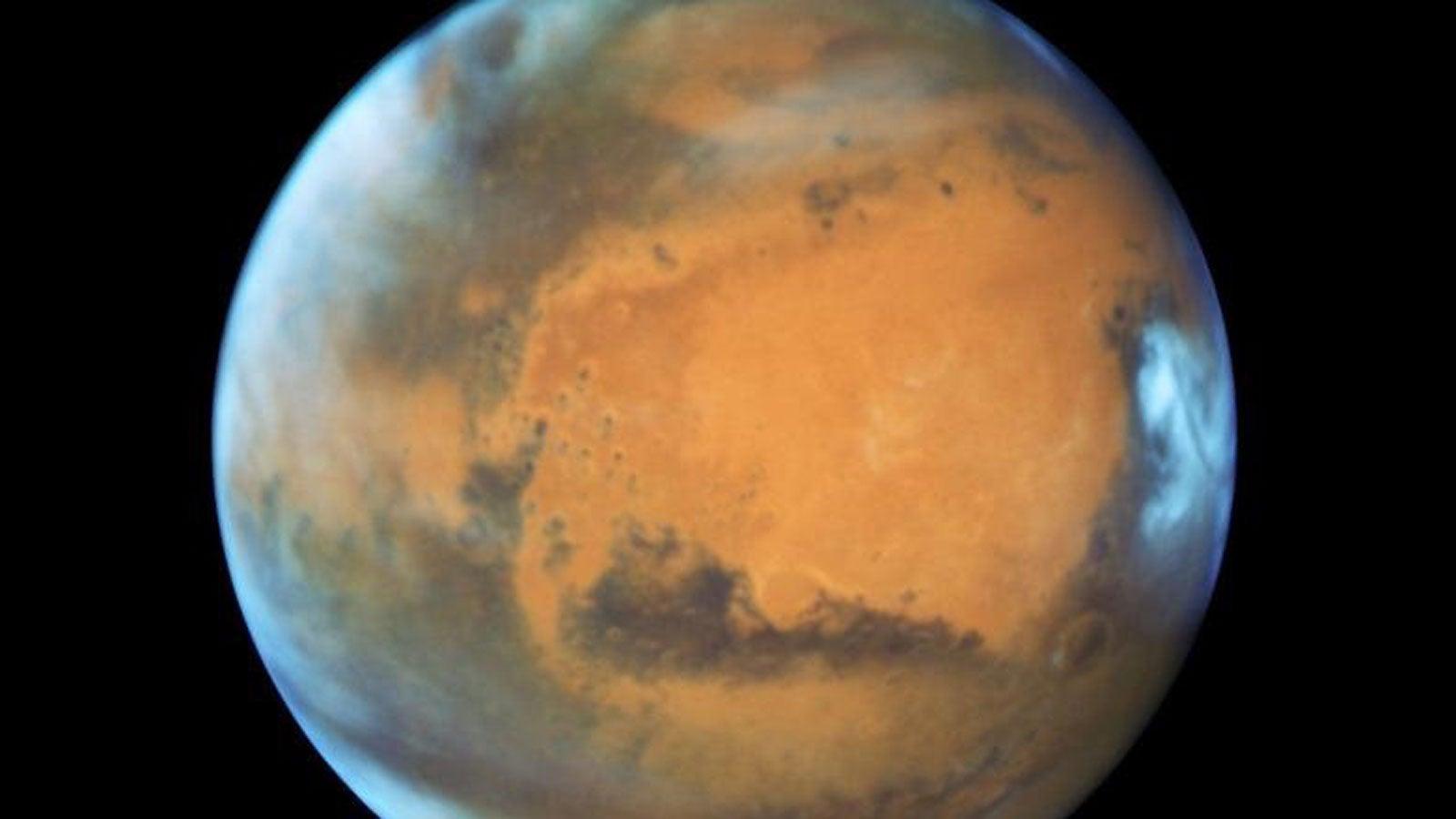 De Mars Video Hubble