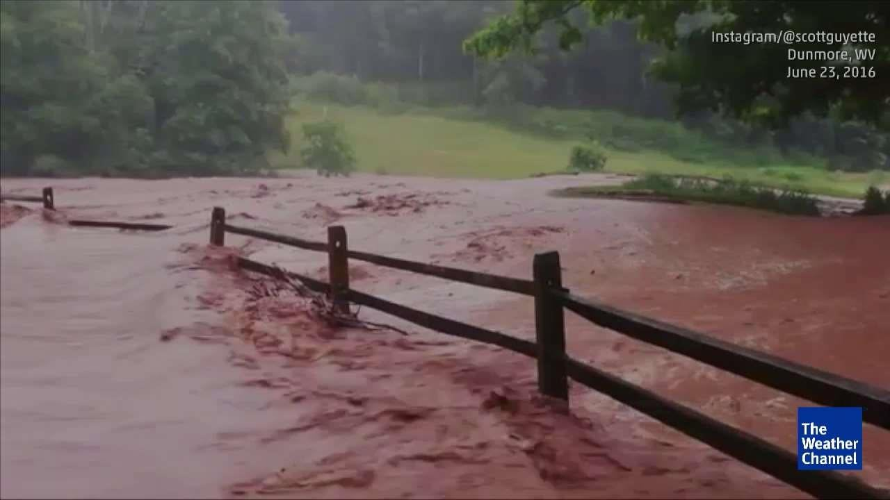 record rainfall in all 50 states