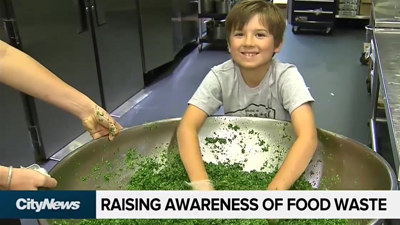 Raising Awareness of Food Waste