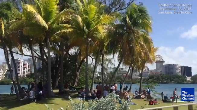 Maria Crushed Community in San Juan