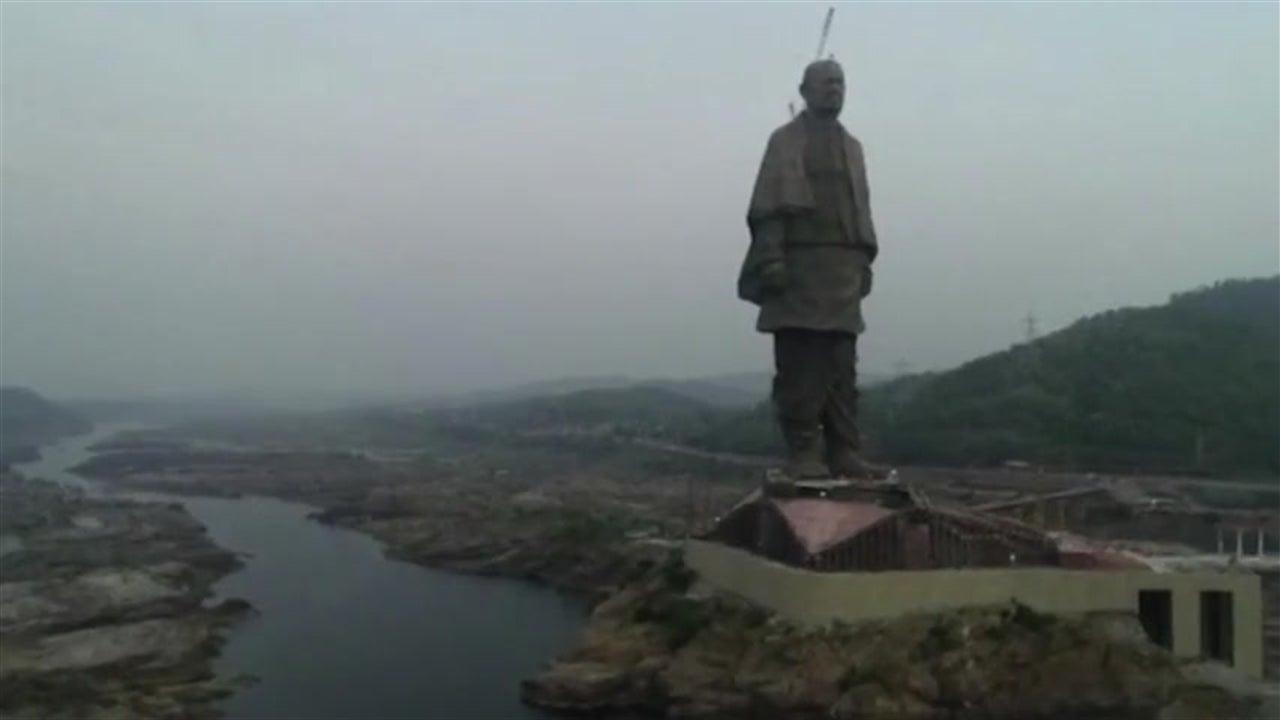 Esta é a maior estátua do mundo
